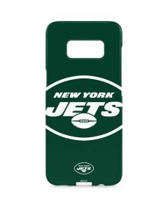 New York Jets Large Logo Galaxy S8 Plus Lite Case