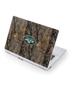 New York Jets Realtree AP Camo Acer Chromebook Skin