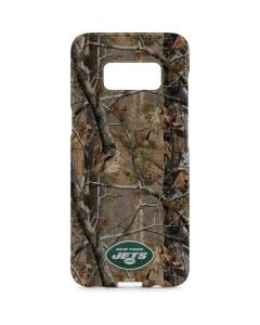 New York Jets Realtree AP Camo Galaxy S8 Plus Lite Case