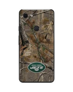 New York Jets Realtree AP Camo Google Pixel 3 XL Skin