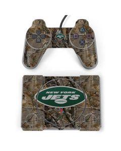 New York Jets Realtree AP Camo PlayStation Classic Bundle Skin