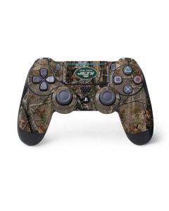 New York Jets Realtree AP Camo PS4 Pro/Slim Controller Skin