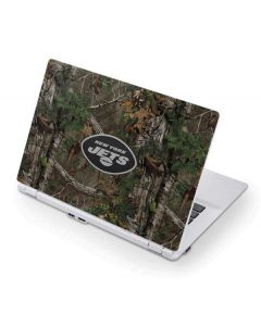 New York Jets Realtree Xtra Green Camo Acer Chromebook Skin