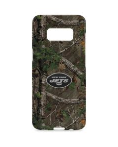 New York Jets Realtree Xtra Green Camo Galaxy S8 Plus Lite Case