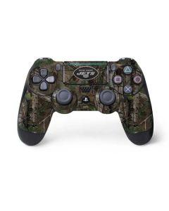 New York Jets Realtree Xtra Green Camo PS4 Pro/Slim Controller Skin