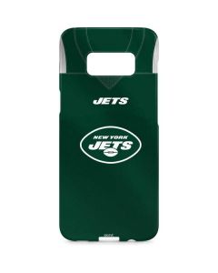 New York Jets Team Jersey Galaxy S8 Plus Lite Case