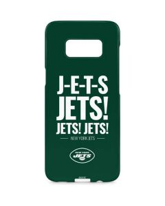 New York Jets Team Motto Galaxy S8 Plus Lite Case