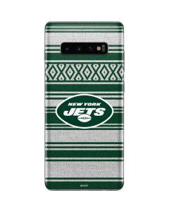 New York Jets Trailblazer Galaxy S10 Plus Skin