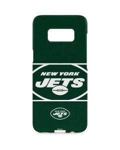 New York Jets Zone Block Galaxy S8 Plus Lite Case