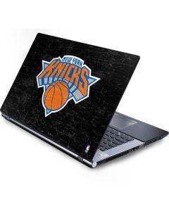 New York Knicks Black Secondary Logo Generic Laptop Skin