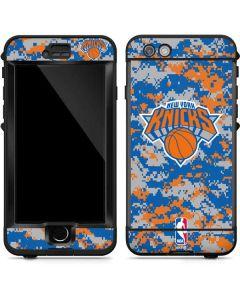New York Knicks Digi Camo LifeProof Nuud iPhone Skin