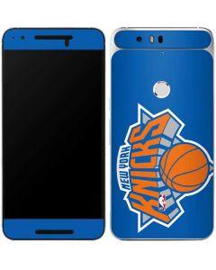 New York Knicks Large Logo Google Nexus 6P Skin