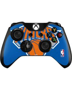 New York Knicks Large Logo Xbox One Controller Skin