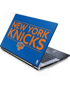 New York Knicks Standard - Blue Generic Laptop Skin