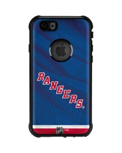 New York Rangers Home Jersey iPhone 6/6s Waterproof Case