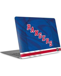 New York Rangers Home Jersey Apple MacBook Air Skin