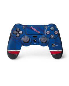 New York Rangers Home Jersey PS4 Pro/Slim Controller Skin