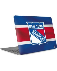 New York Rangers Jersey Apple MacBook Air Skin