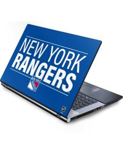 New York Rangers Lineup Generic Laptop Skin