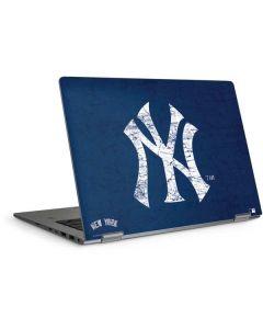 New York Yankees - Solid Distressed HP Elitebook Skin