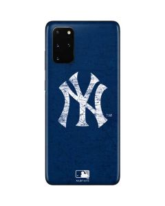 New York Yankees - Solid Distressed Galaxy S20 Plus Skin