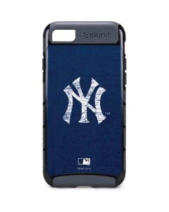 New York Yankees - Solid Distressed iPhone 7 Cargo Case