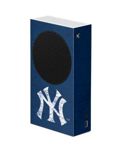 New York Yankees - Solid Distressed Xbox Series S Console Skin