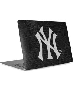 New York Yankees Dark Wash Apple MacBook Air Skin