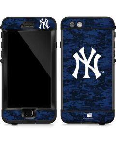 New York Yankees Digi Camo LifeProof Nuud iPhone Skin