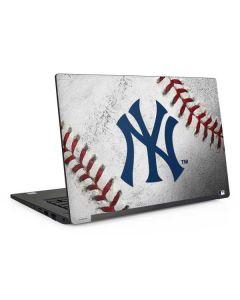 New York Yankees Game Ball Dell Latitude Skin