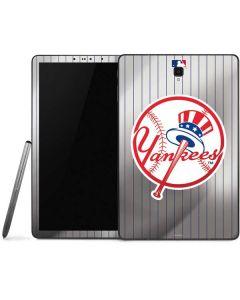 New York Yankees Home Jersey Samsung Galaxy Tab Skin
