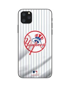 New York Yankees Home Jersey iPhone 11 Pro Max Skin