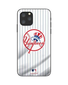 New York Yankees Home Jersey iPhone 11 Pro Skin