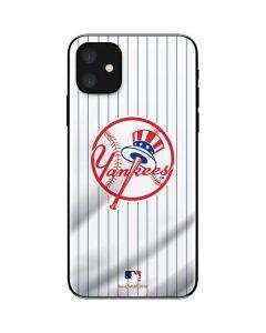 New York Yankees Home Jersey iPhone 11 Skin