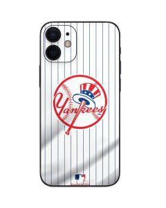 New York Yankees Home Jersey iPhone 12 Mini Skin