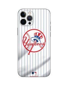 New York Yankees Home Jersey iPhone 12 Pro Skin