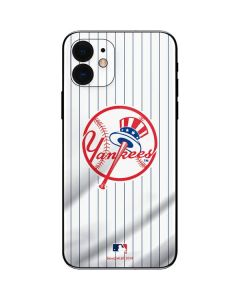 New York Yankees Home Jersey iPhone 12 Skin
