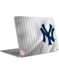 New York Yankees Home Jersey Apple MacBook Air Skin