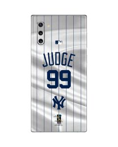 New York Yankees Judge #99 Galaxy Note 10 Skin