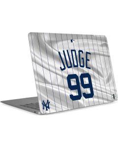 New York Yankees Judge #99 Apple MacBook Air Skin