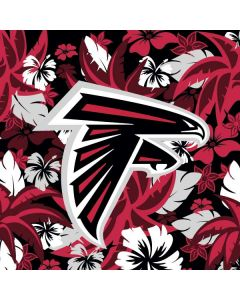 Atlanta Falcons Tropical Print HP Pavilion Skin