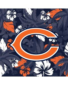 Chicago Bears Tropical Print HP Pavilion Skin