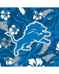 Detroit Lions Tropical Print Apple TV Skin