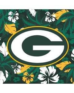 Green Bay Packers Tropical Print HP Pavilion Skin
