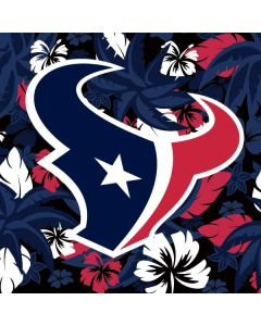 Houston Texans Tropical Print Xbox One X Console Skin