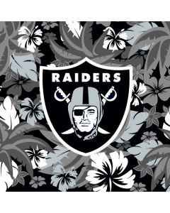 Las Vegas Raiders Tropical Print HP Pavilion Skin