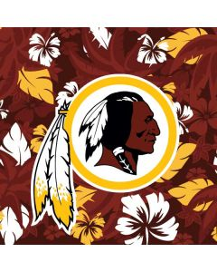 Washington Redskins Tropical Print HP Pavilion Skin