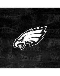 Philadelphia Eagles Black & White Asus X202 Skin