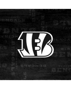 Cincinnati Bengals Black & White HP Pavilion Skin