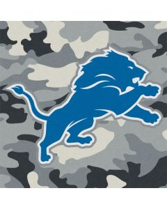 Detriot Lions Camo Apple TV Skin